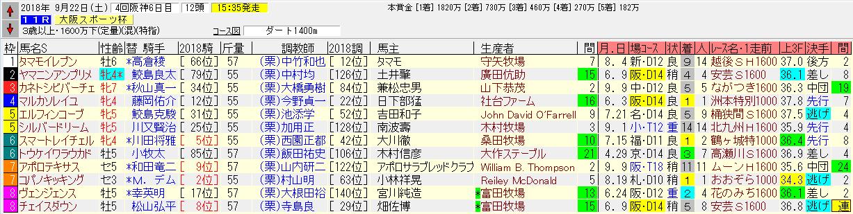大阪スポーツ杯2018追い切り予想 牝馬が連勝目指せる良い動き
